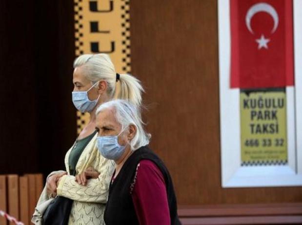 Turkije registreert hoogste aantal doden in 24 uur