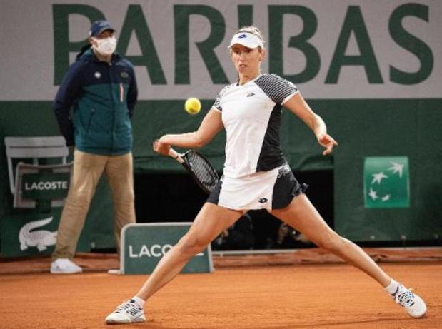 """WTA Linz - Mertens avant d'affronter Alexandrova : """"Je ne vais pas demander de conseils à Kim"""""""