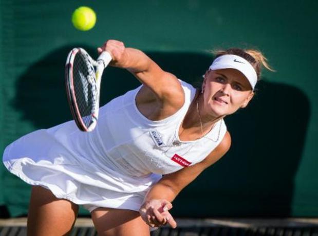 """Zanevska op dreef in kwalificaties Australian Open: """"Beschouw elke wedstrijd als nieuwjaarscadeau"""""""
