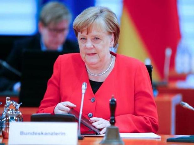 """""""Duitsland verlengt maatregelen tot 5 juni, deelstaten krijgen verantwoordelijkheid"""""""