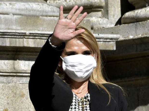 Coronavirus - La présidente de Bolivie annonce qu'elle a été testée positive au coronavirus