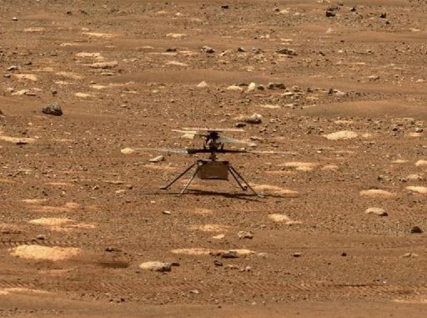Perseverance - Eerste vlucht van Marshelikopter uitgesteld