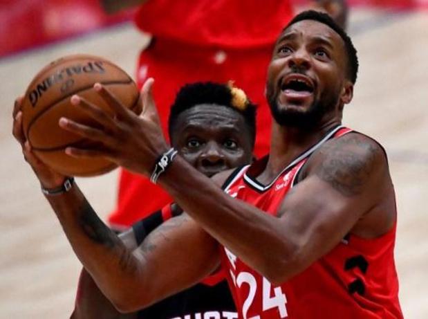 NBA - Kampioen Toronto scherpt clubrecord aan met dertiende opeenvolgende zege