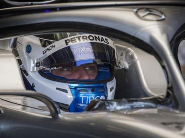 F1 - La pole pour Valtteri Bottas aux Etats-Unis, Lewis Hamilton cinquième