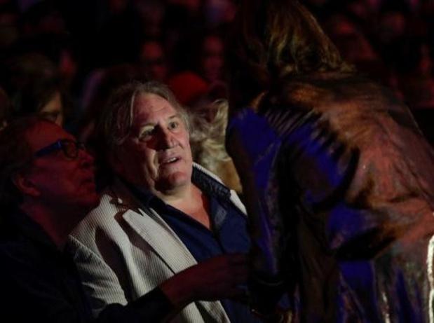 Accusation de viol visant Depardieu: le parquet demande à un juge d'instruction d'enquêter