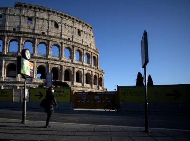 Italie: 727 nouveaux décès et plus de 110.000 infections