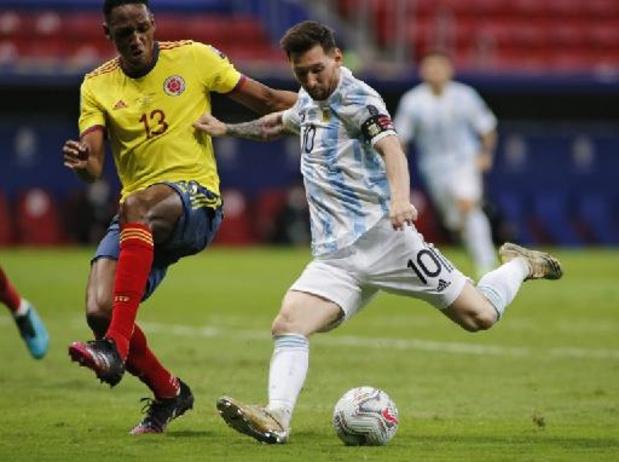 L'Argentine de Messi va défier le Brésil en finale