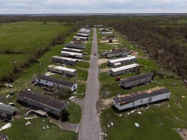 Orkaan Laura - Minstens veertien doden in Louisiana en Texas