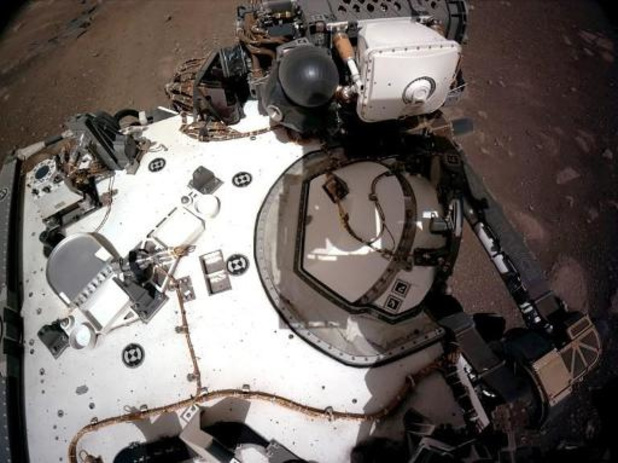 La Nasa diffuse du son martien enregistré par un micro pour la première fois