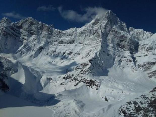 Lawines houden lelijk huis in Alpen: vier doden