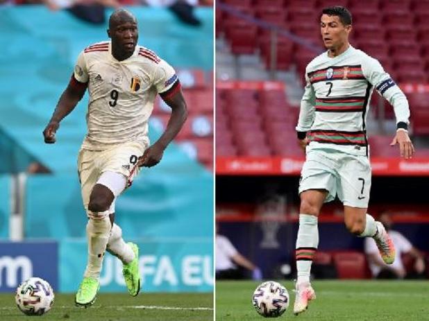 Euro 2020 : la Belgique face au champion d'Europe en titre, les Pays-Bas favoris contre les Tchèques