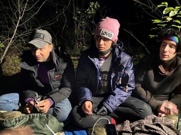 Duitse politie pakt op drie dagen bijna 400 migranten op aan Poolse grens