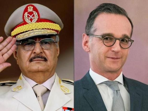 Le maréchal Haftar prêt à respecter le cessez-le-feu