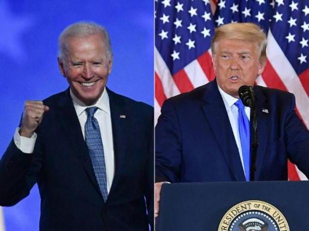 Biden remporte l'important État de l'Arizona (médias)