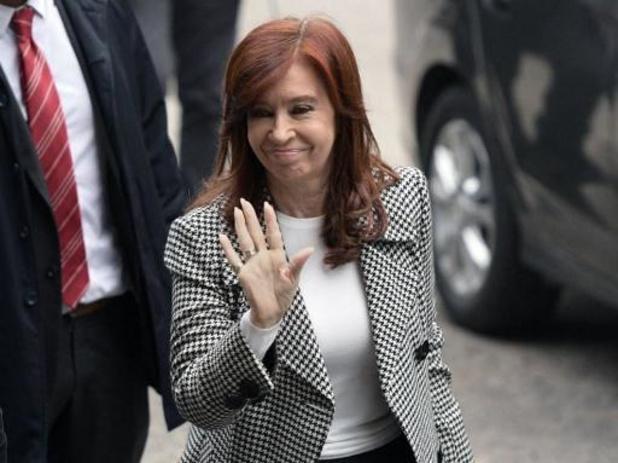 Argentine: vers un 4e procès pour corruption pour l'ex-présidente Kirchner