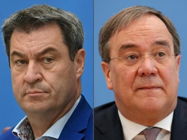 Parlementsverkiezingen Duitsland - CDU kiest voor Laschet als kandidaat-bondskanselier