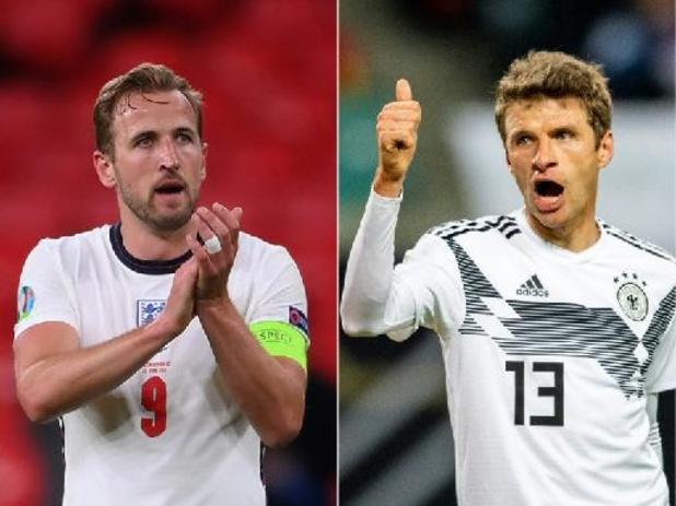 Angleterre-Allemagne, un classique aux allures de match de la peur