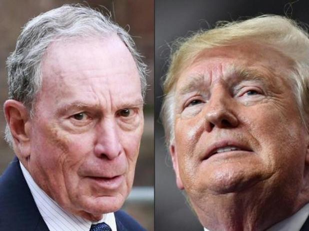 Michael Bloomberg met 100 millions de dollars dans des publicités anti-Trump