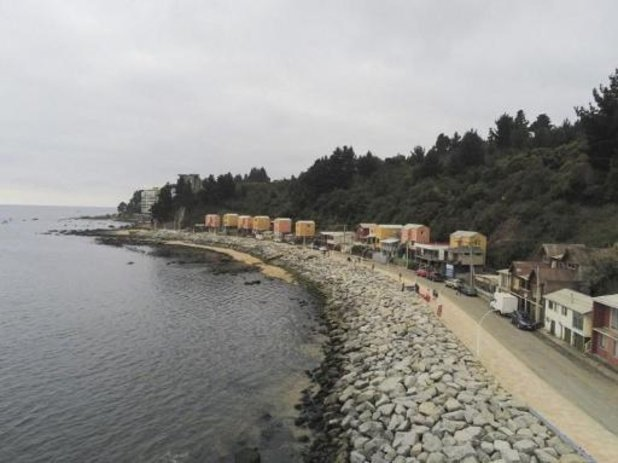Chili getroffen door twee sterke aardbevingen op minder dan half uur tijd