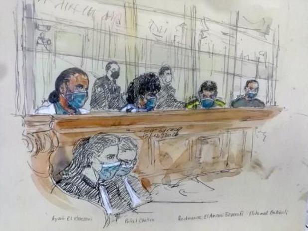Verijdelde aanslag op Thalys: schutter Ayoub El Khazzani veroordeeld tot levenslange gevangenisstraf