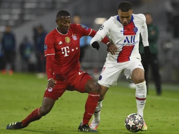 Le Bayern Munich et Liverpool condamnés à l'exploit contre le PSG et le Real Madrid