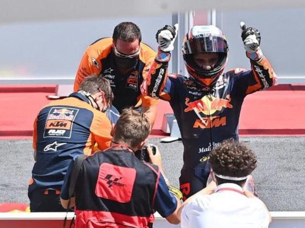 Moto2: Jorge Martin vainqueur d'une course marquée par un accident