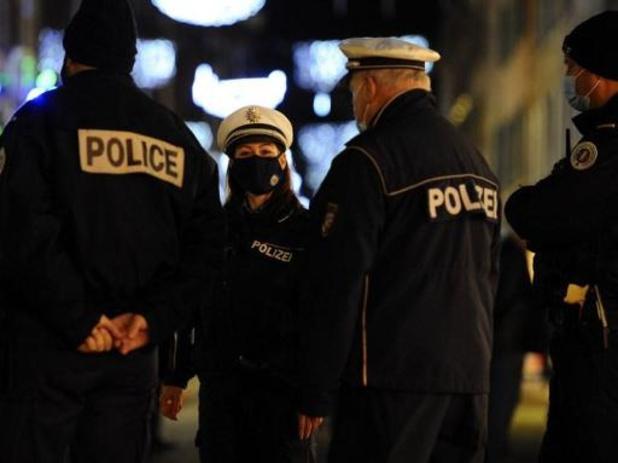 Duitse politie maakt einde aan feest met 200 bezoekers