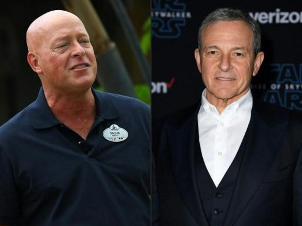 Bob Chapek vervangt Bob Iger aan hoofd van Disney