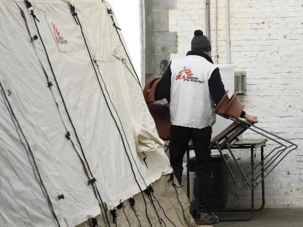 """Artsen Zonder Grenzen bezorgd over woonzorgcentra: """"personeel is uitgeput"""""""