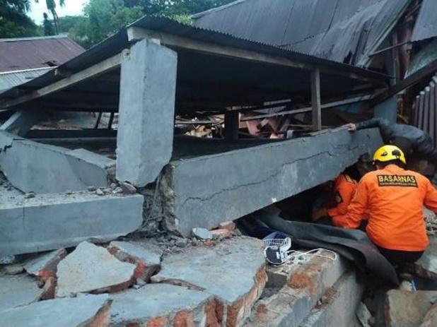 Indonésie: au moins trois morts dans un séisme, un hôpital s'est effondré