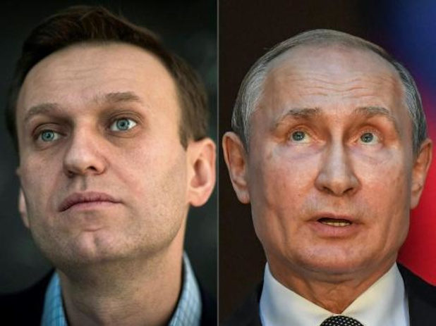 Duitse minister van Justitie bevestigt ondervraging van Navalny