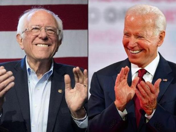 Présidentielle américaine - Bernie Sanders annonce son soutien à son ex-rival Joe Biden