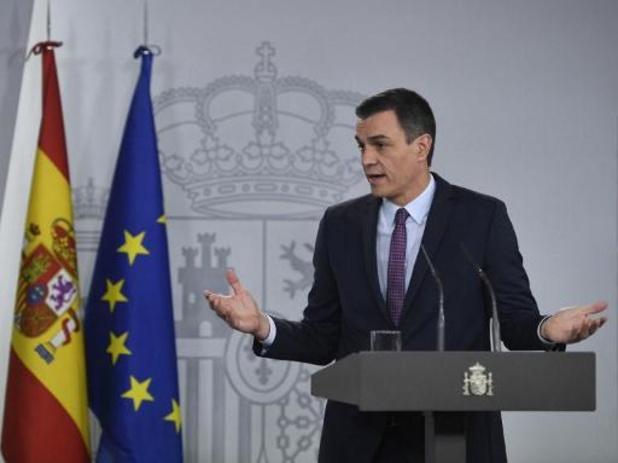Nieuwe Spaanse regering verhoogt pensioenen