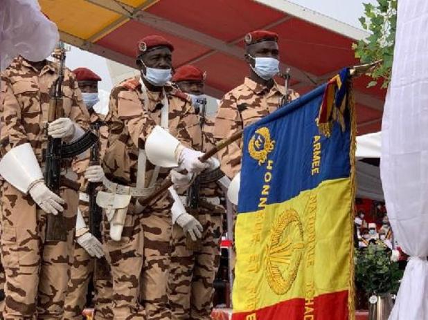 Début des funérailles nationales du président tchadien Idriss Déby Itno