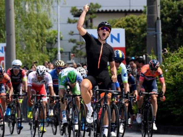 La 2e étape pour Martin Laas, Alexander Kristoff nouveau leader