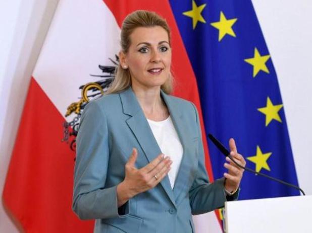 Un nouveau ministre du travail pour l'Autriche