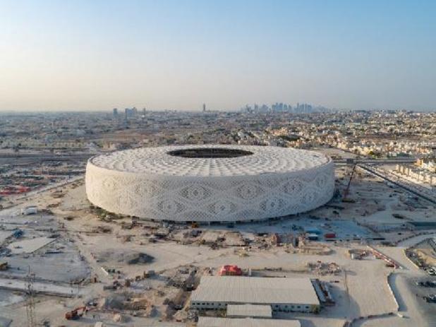 Qatar huldigt Al Thumama stadion volgende maand in