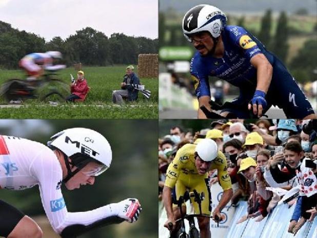 Tour de France : une journée dite de transition pour la 6e étape et un sprint possible à Châteauroux