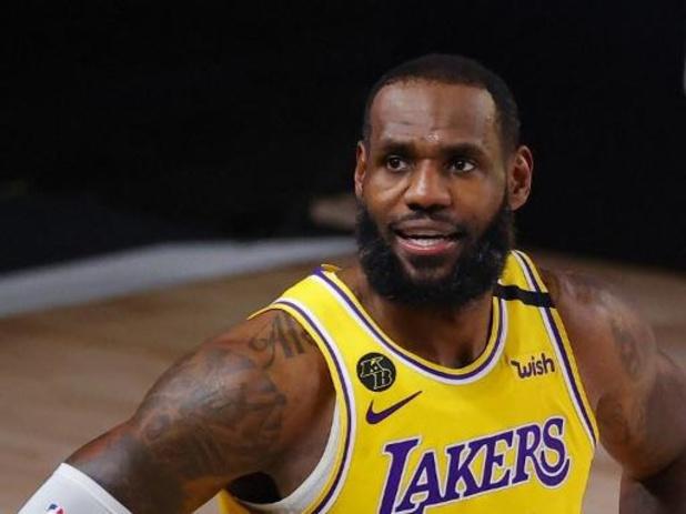 NBA - Lakers stoten door naar conferencefinale na winst tegen Rockets