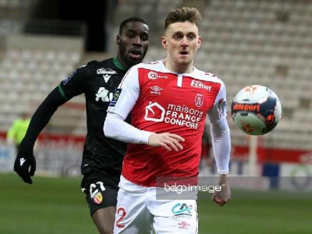 Les Belges à l'étranger - Foket donneur d'assist pour Reims, rejoint en fin de match par Lyon