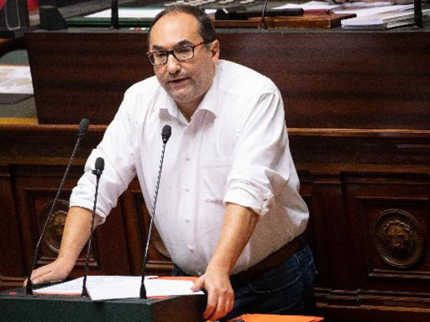 """""""Le PTB est mal placé pour faire la morale"""", s'emporte Ahmed Laaouej"""
