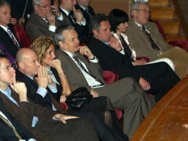 Bernard Tapie accusé d'avoir acheté le match FC Bruges - Marseille de 1993