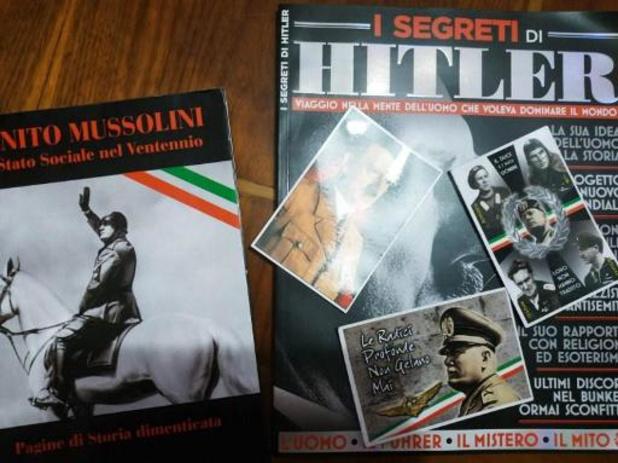Wapenarsenaal gevonden bij Italianen die nazipartij willen oprichten