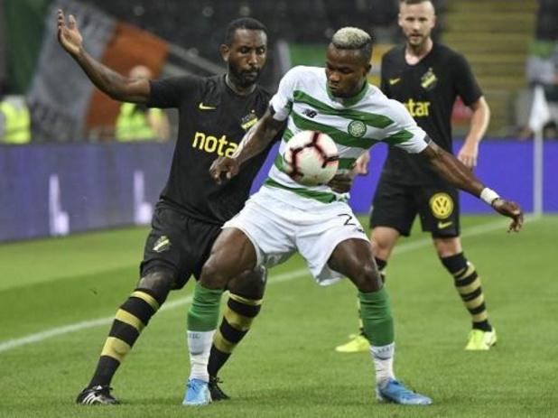 Belgen in het buitenland - Bolingoli helpt Celtic met assist aan zege en leidersplek