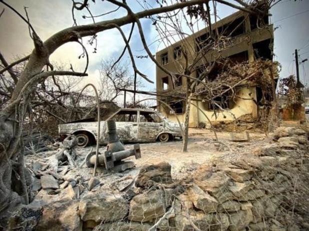 Dodental van bosbranden in Turkije stijgt naar acht