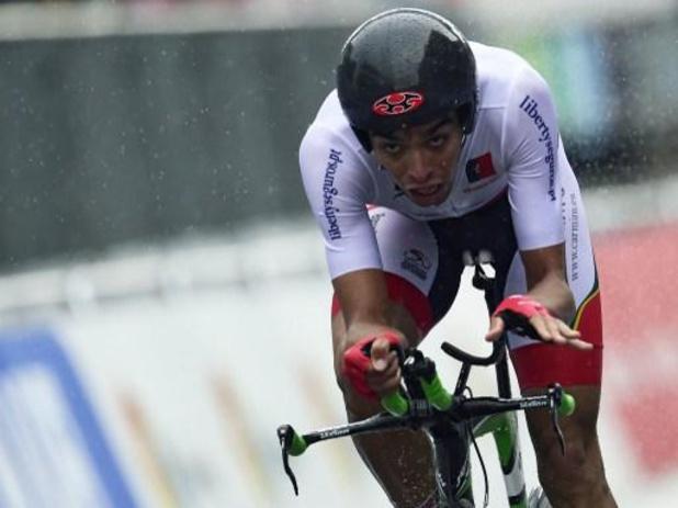 Rafael Reis remporte la 7e étape du Tour du Portugal et prend la tête du général