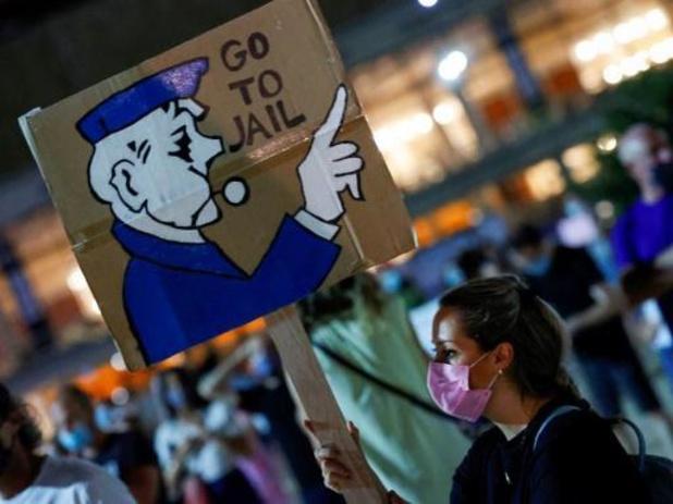 Israël: une trentaine de manifestants anti-Netanyahu interpellés à Tel Aviv