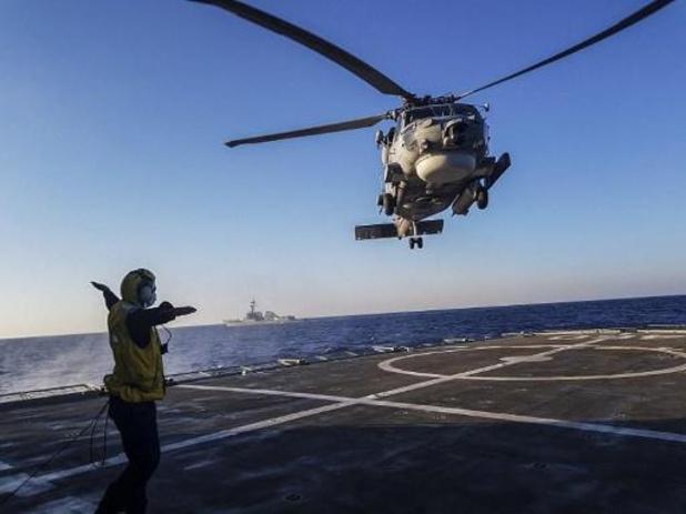 Griekenland, Cyprus, Italië en Frankrijk houden militaire oefeningen in Middellandse Zee