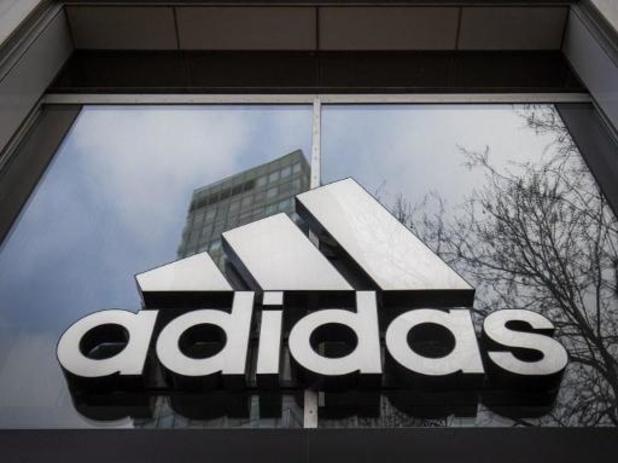Adidas is een van Europa's topaandelen