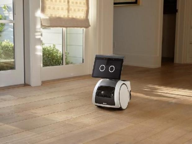 Amazon lance un robot pouvant patrouiller dans les maisons